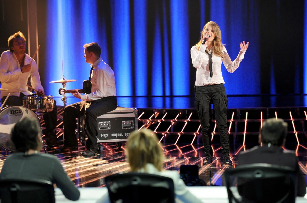 Ada Szulc w drugim programie na żywo